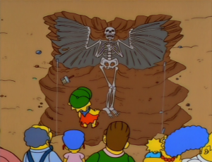 Lisa's Angel Fossil