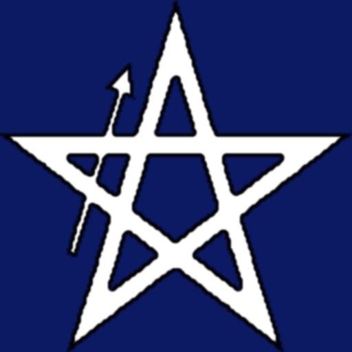 Lesser Banishing Pentagram